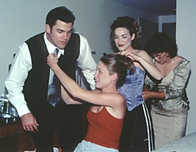 Rebecca Herbst johnny lindesmith