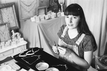 Jewelry Designer Rebecca Rockefeller S Necklaces Chokers